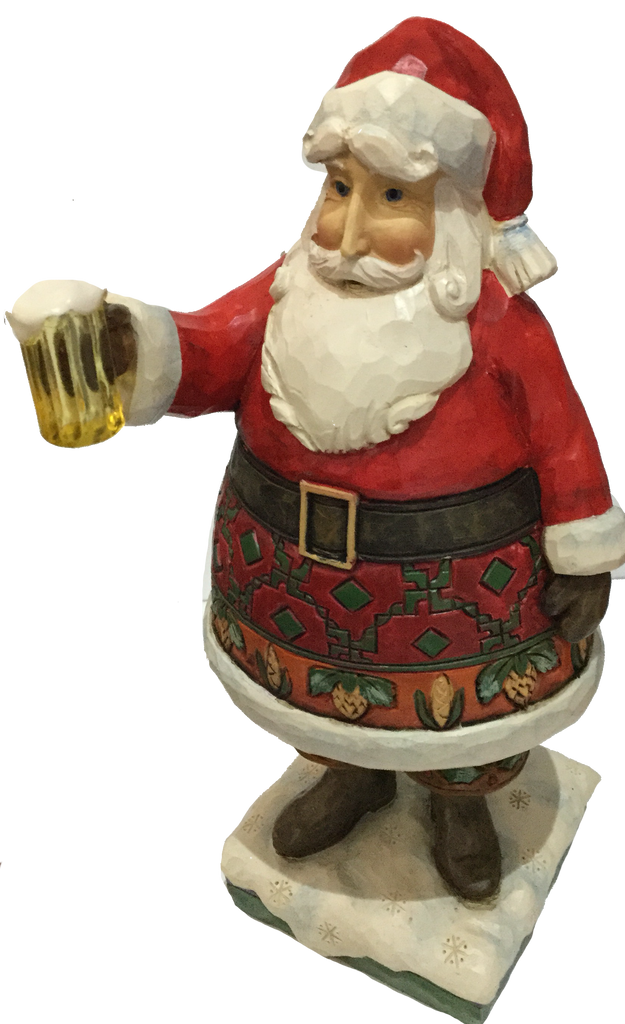 Craft Beer Santa
