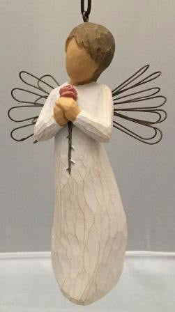 26090 LOVING ANGEL ORNAMENT