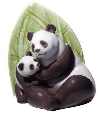 Panda Love, Introduced 2013, 18x17cm