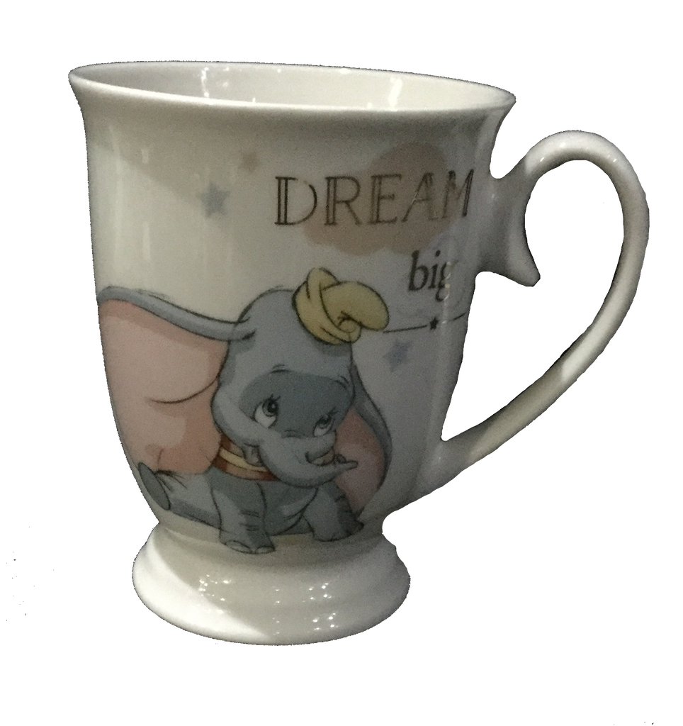Dream big- Dumbo mug
