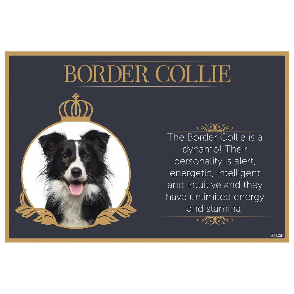 Border Collie Placemat
