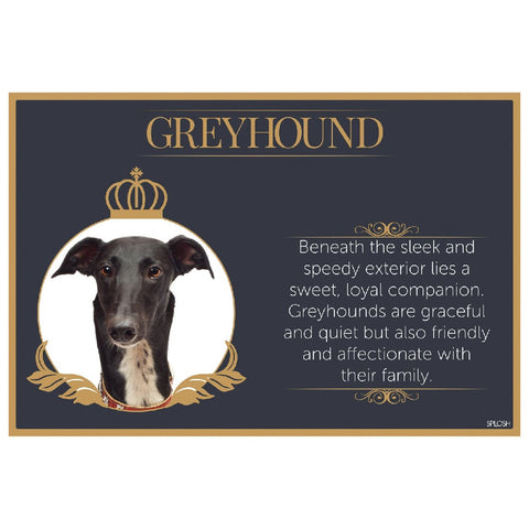 Greyhound Placemat