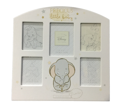 Dumbo collage frame ( 5 photos)