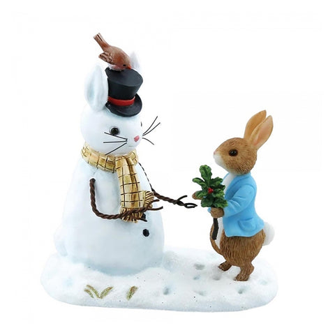 Peter Rabbit & Snow Rabbit