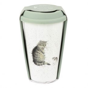 Cat - travel mug