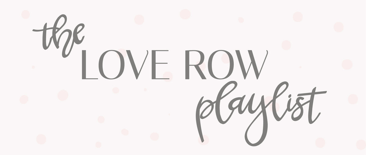 Love Row Playlist ~Hip Hop~