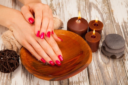 How To Give Yourself The Perfect Manicure At Home