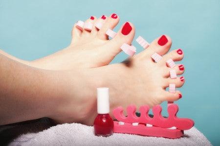 How To Get Your Feet Pretty And Summer Ready