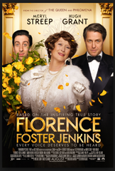 Love Row Blog || Friday Favourites || Florence Foster Jenkins