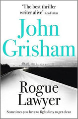 Love Row Friday Favourites John Grisham Rogue Lawyer