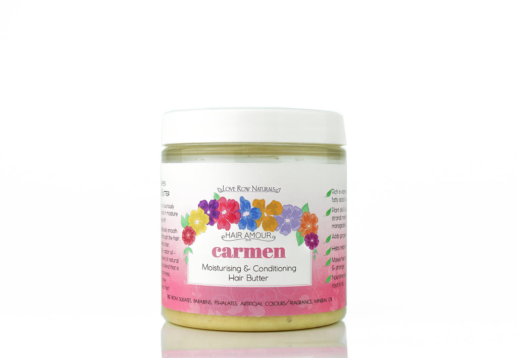 Hair Amour Hair Moisturising & Strengthening Butter 'Carmen'