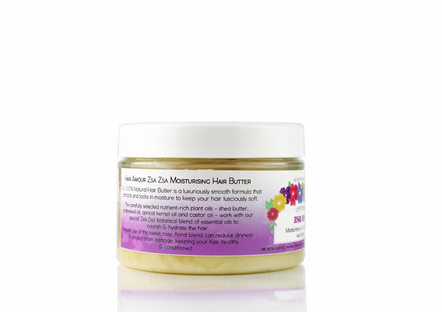 Hair Amour Hair Moisturising & Strengthening Butter 'Zsa Zsa'