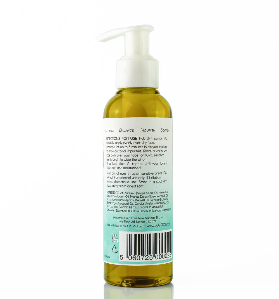 Skin Amour Clean Green Goddess Oil Cleanser 150ml