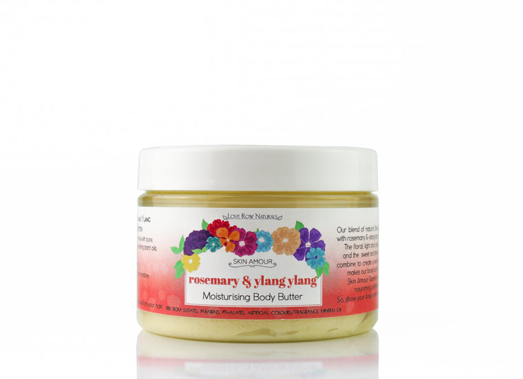 Skin Amour Rosemary & Ylang Ylang Body Butter