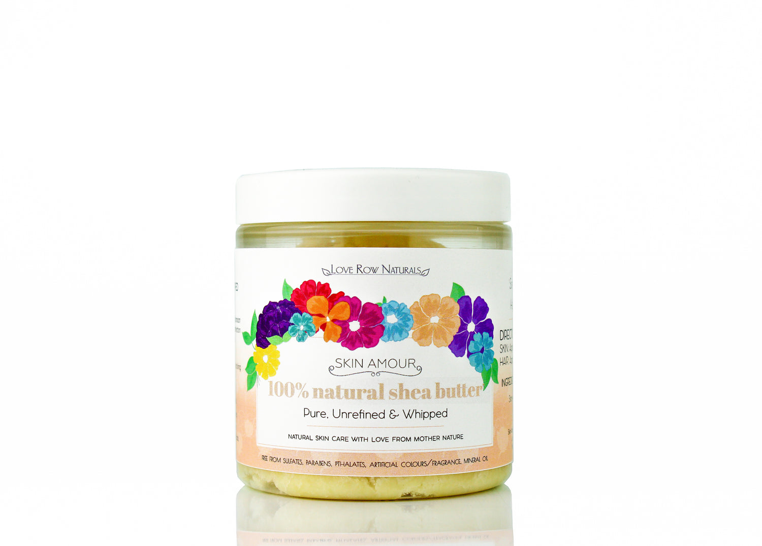 Skin Amour Soft Whipped 100% Pure Shea Butter 200g