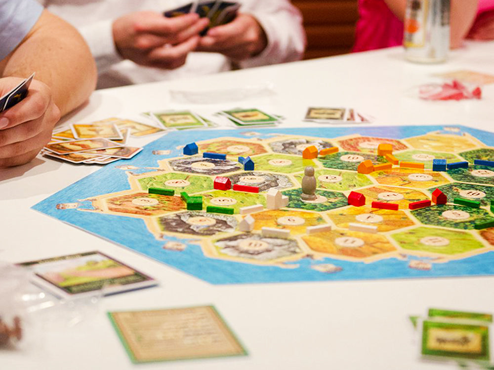 5 Weekend destinations to play Board Games in Singapore comfortably!