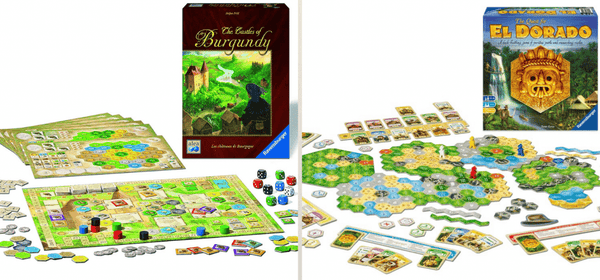 Exploring the Different Types of Board Games + REAL Examples