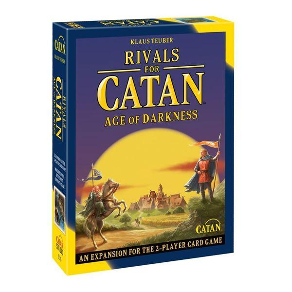 Rivals for Catan: Age of Darkness Expansion