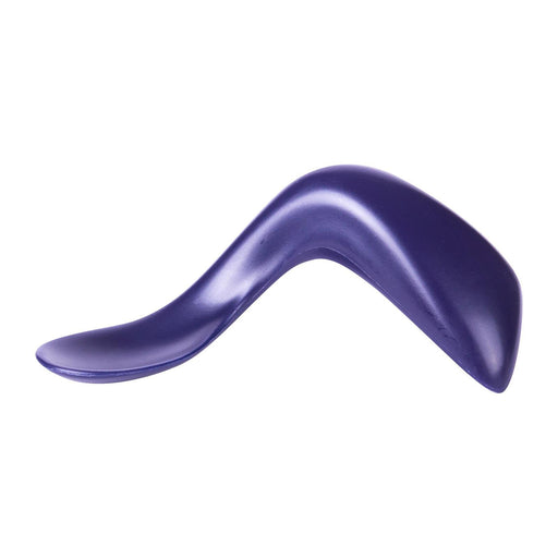 Toddler Right-Handed Spoon - Eggplant - TOYTAG