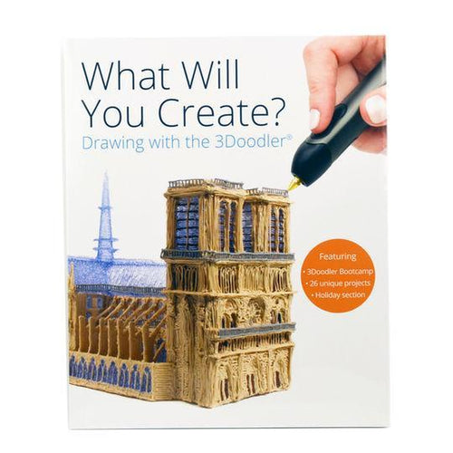 3Doodler Project Book - TOYTAG