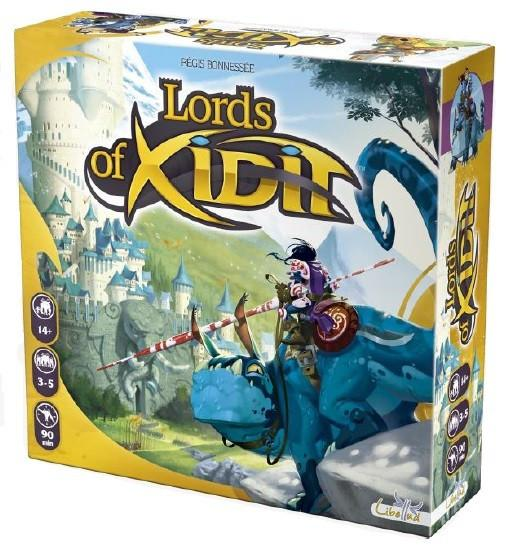 Lords of Xidit - TOYTAG