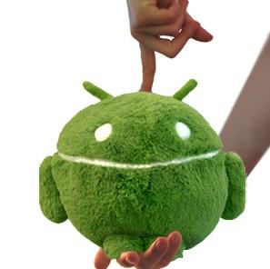 Mini Squishable Android - TOYTAG