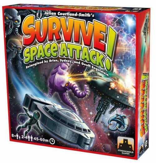 Survive: Space Attack! - TOYTAG