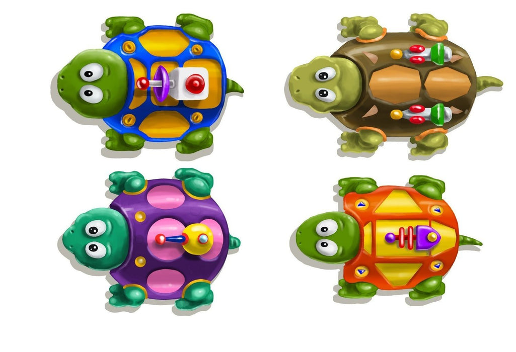 Robot Turtles - TOYTAG