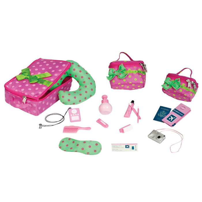 Luggage and Travel Set - TOYTAG