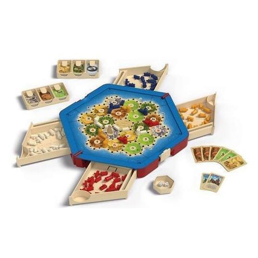 Catan: Traveler Edition - TOYTAG