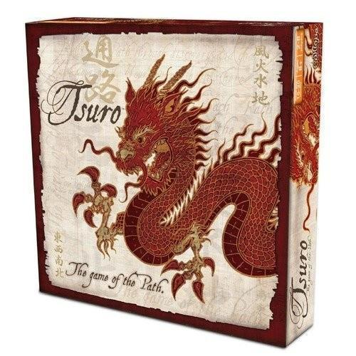 Tsuro Board Game - TOYTAG
