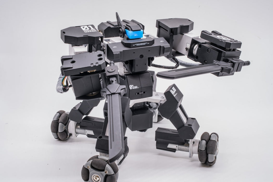 GANKER Fighting Robot - APP Controlled FPV VR Toy - TOYTAG