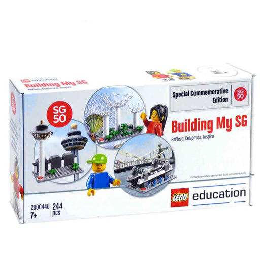 LEGO Building My SG Set
