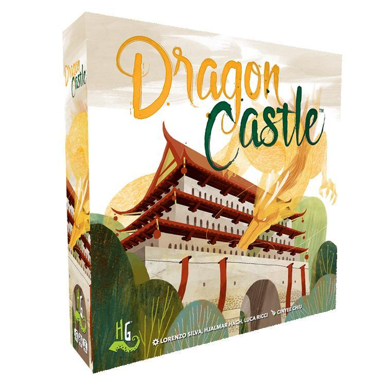 Dragon Castle - TOYTAG