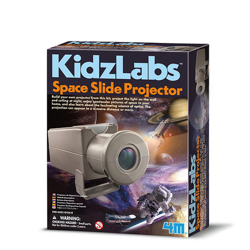 4M KidzLabs Space Slide Projector - TOYTAG