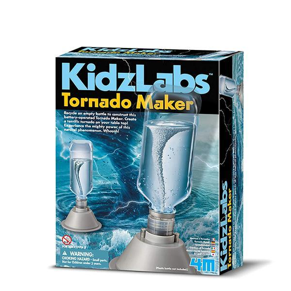 4M KidzLabs Tornado Maker Science Kit - TOYTAG