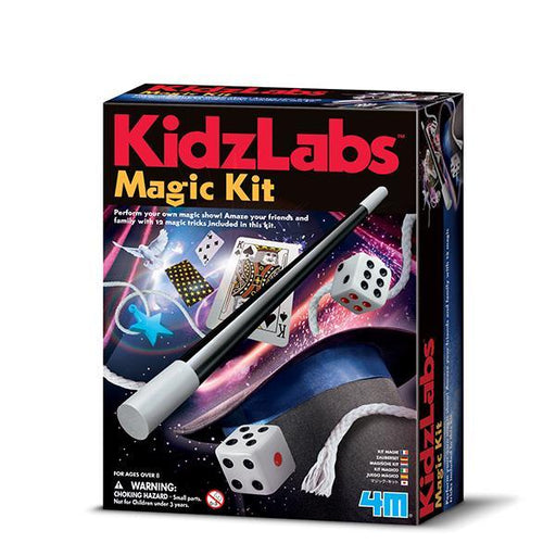 4M KidzLabs Magic Kit - TOYTAG
