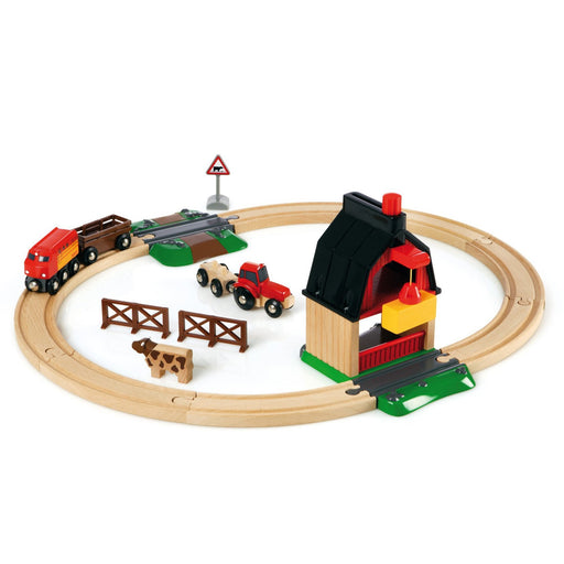 Farm Railway Set - TOYTAG