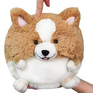 Mini Squishable Corgi - TOYTAG
