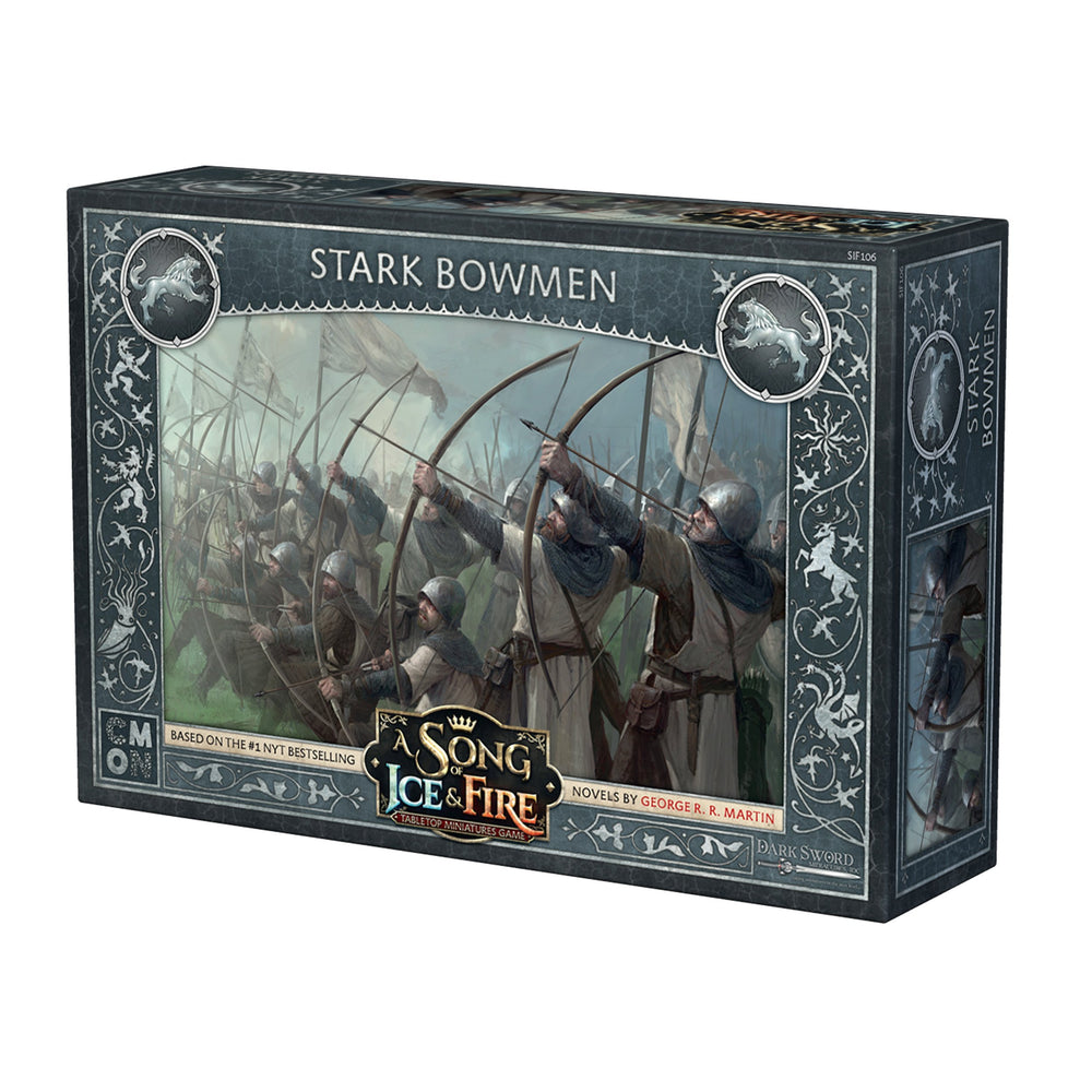 A Song of Ice and Fire: Stark Bowmen Unit Box - TOYTAG