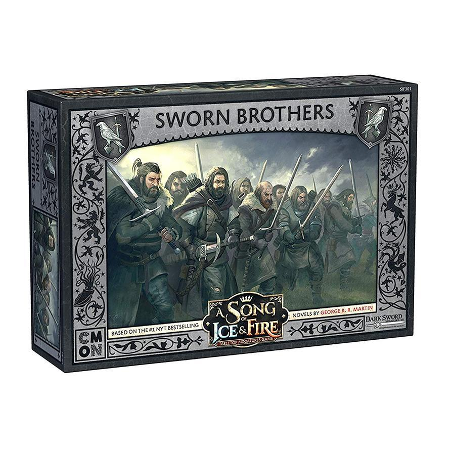 A Song of Ice and Fire: Sworn Brothers Unit Box - TOYTAG