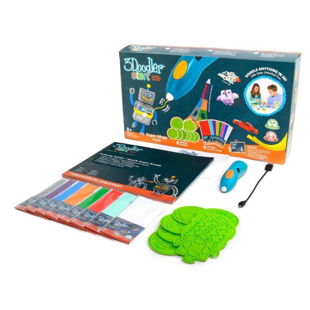 3Doodler Start Super Mega Pack - TOYTAG