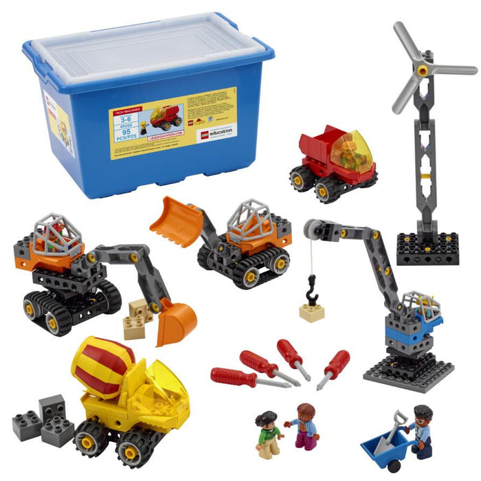 LEGO Education Tech Machines Set