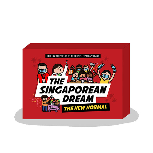 The Singaporean Dream: The New Normal Card Game