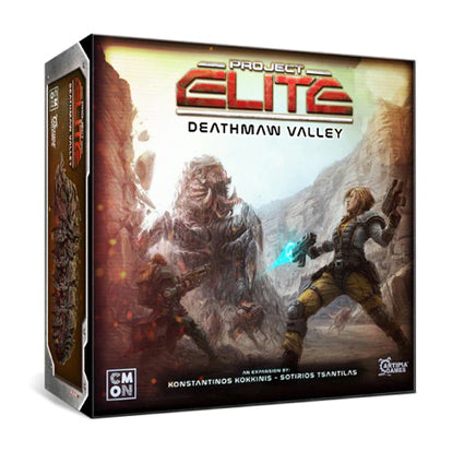 Project: ELITE – Deathmaw Valley Expansion