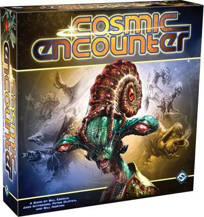 Cosmic Encounter - TOYTAG
