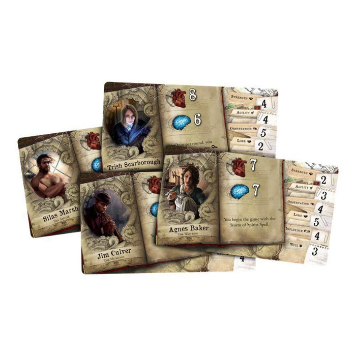 Mansions of Madness: Horrific Journey Expansion