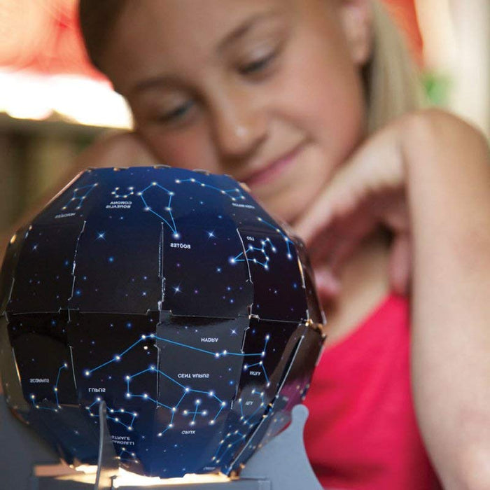 4M KidzLabs Create A Night Sky Projection Kit - TOYTAG