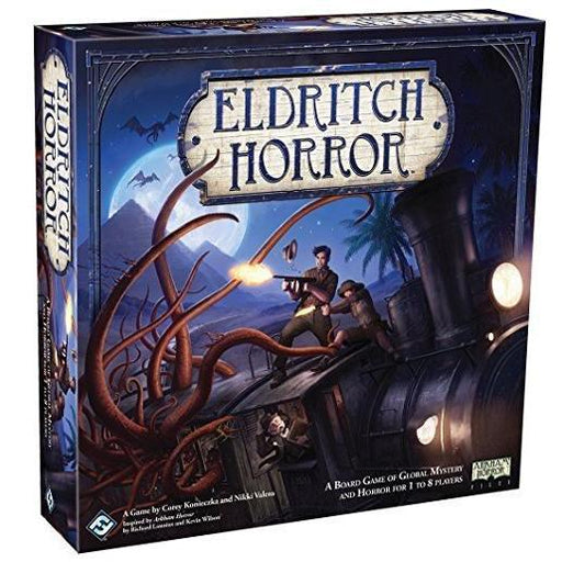 Eldritch Horror - TOYTAG