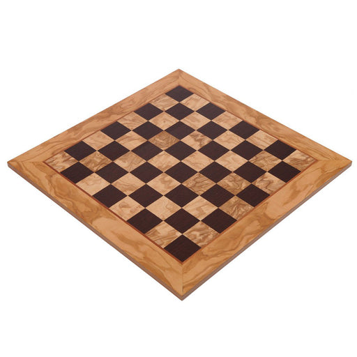 Wooden Contemporary Chess Set